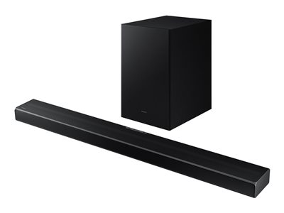 Samsung HW-Q600A - sound bar system - wireless