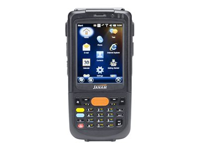 Janam XM2-RFID for Rail Data collection terminal Win Embedded Handheld 6.5 3.2INCH