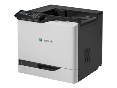 Lexmark CS820de Printer color Duplex laser A4/Legal 1200 x 1200 dpi