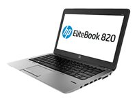 HP EliteBook 12.5' I7-5500U 8GB 256GB Graphics 5500 Win7 Pro 64-bit