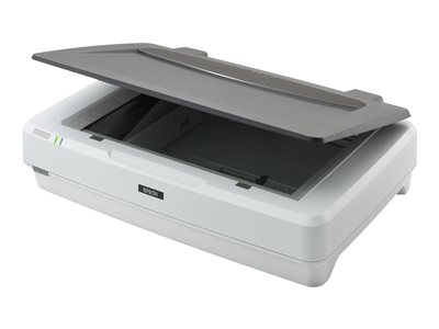 Epson Expression 12000XL Photo Flatbed scanner CCD Ledger 2400 dpi x 4800 dpi USB image