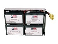ABC RBC24 UPS battery 4 x lead acid 9 Ah