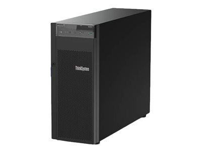 Lenovo ThinkSystem ST250 7Y46 Server tower 4U 1-way 1 x Xeon E-2124 / 3.3 GHz
