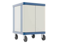 Picture of LapSafe ClassBuddy 8 - cart (CBYL/CL/008/BL)