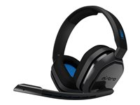 ASTRO A10 Headset full size wired 3.5 mm jack gray, blue