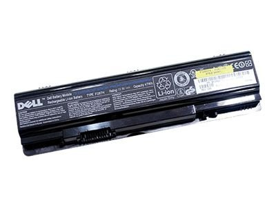 Dell Primary Battery - Laptop-Batterie - 1 x Lithium-Ionen 6 Zellen 48 Wh - für Vostro 1014, 1015, 1088, A840, A860