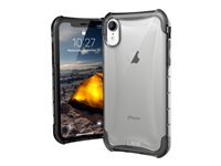 UAG Rugged Case for iPhone XR [6.1-inch screen] - Ice Plyo - Back cover for mobile phone - ice - for Apple iPhone Xr