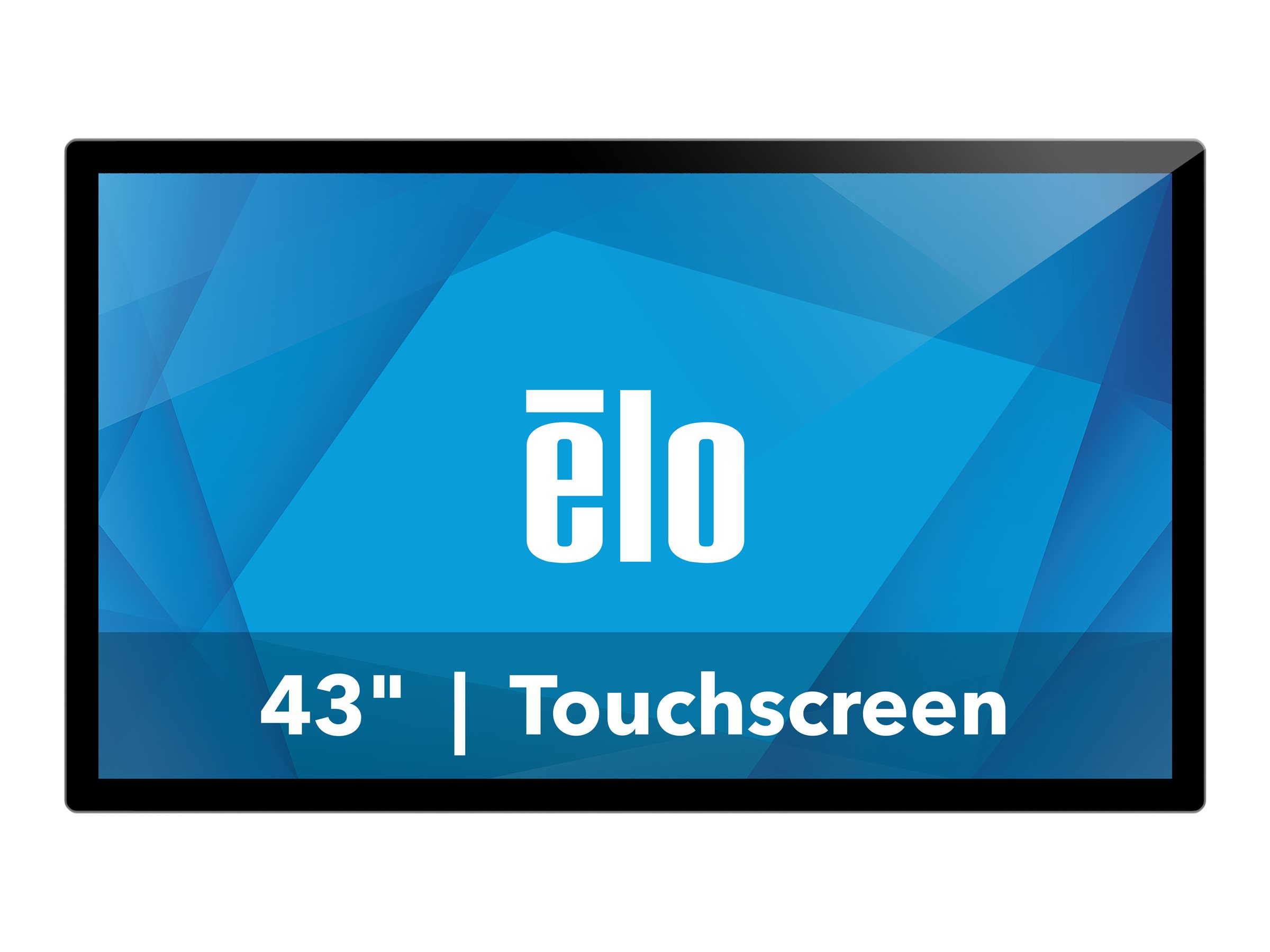 Elo 4303L, 24/7, 109,2cm (43 Zoll), Projected Capacitive, Full HD, schwarz