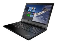 Lenovo ThinkPad P50 20EN - Intel® Core™ i7-6700HQ Prozessor / 2.6 GHz