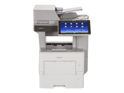 Ricoh MP 601SPF Multifunction printer B/W laser Legal (8.5 in x 14 in) (original)