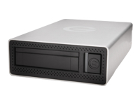 "G-Technology GDKESOECLEAB - Storage enclosure - 3.5"" - SATA 6Gb/s - 3.4 GBps - USB 3.0"