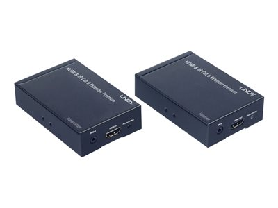 Lindy 80M CAT6 HDMI and IR Extender Premium, 1080p