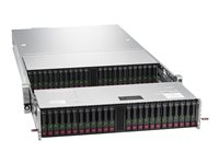 HPE Apollo 4200 Gen9 Server rack-mountable 2U 2-way 1 x Xeon E5-2620V4 / 2.1 GHz