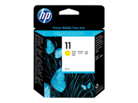 HP 11 - 28 ml - dye-based yellow