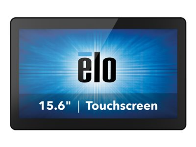 Elo I-Series ESY15i5 All-in-one Core i5 6500TE / 2.3 GHz RAM 4 GB SSD 128 GB