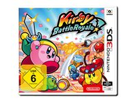 Kirby Battle Royale - Nintendo 3DS, Nintendo 2DS
