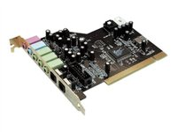 TERRATEC Aureon 5.1 PCI - Sound card