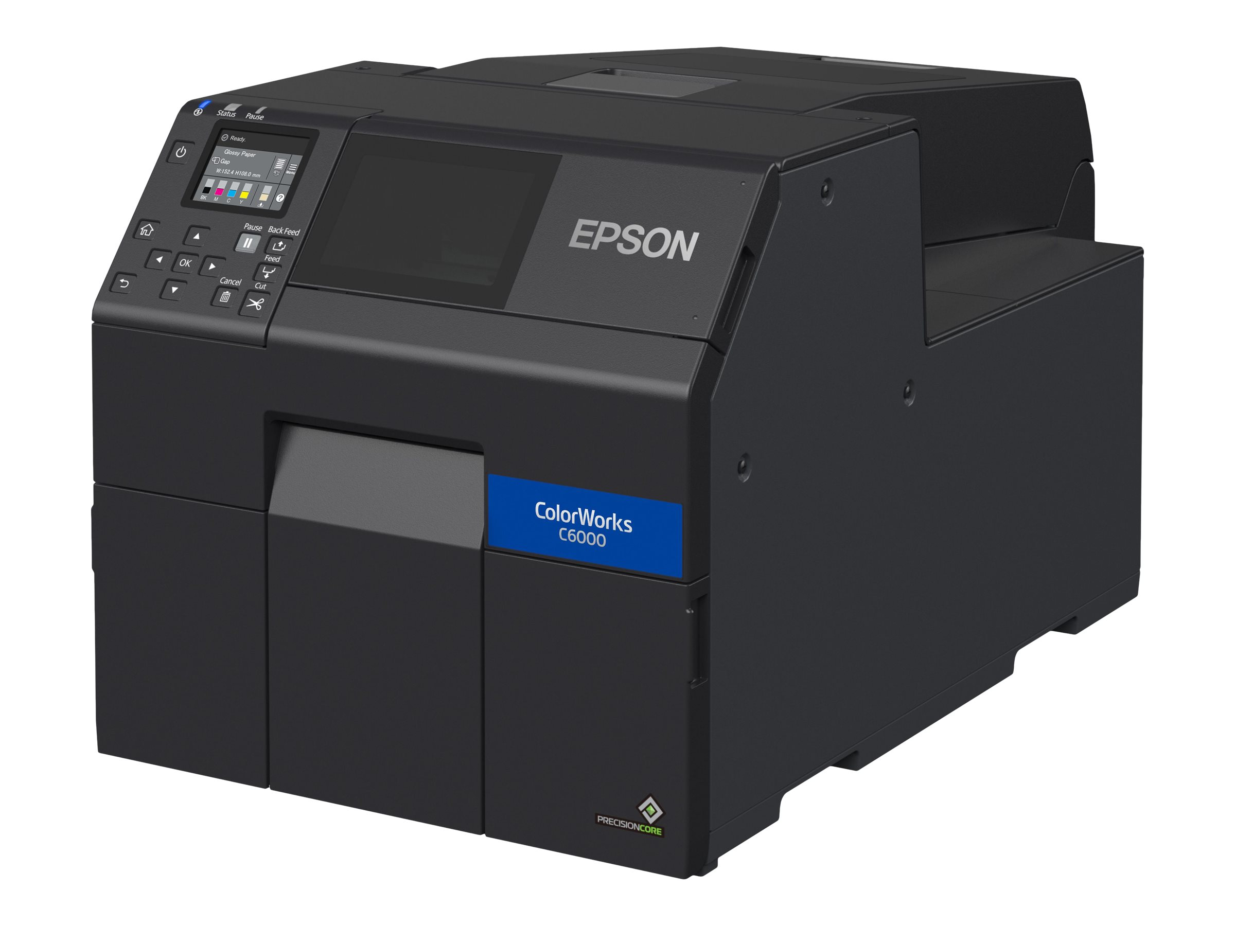 Epson ColorWorks CW-C6000A - label printer - color - ink-jet