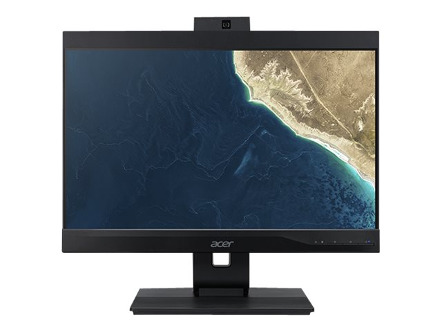 Acer Veriton VZ4660G - tout-en-un - Core i3 8100 3.6 GHz - 4 Go - 1 To - LED 21.5""