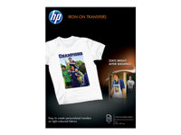 Papír Iron-ON T-Shirt Transfer, A4, 10 listů