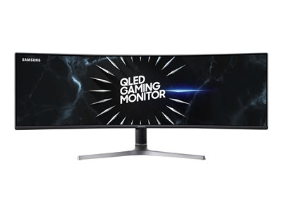 Samsung C49RG90SSN CRG9 Series QLED monitor curved 49INCH (48.8INCH viewable)