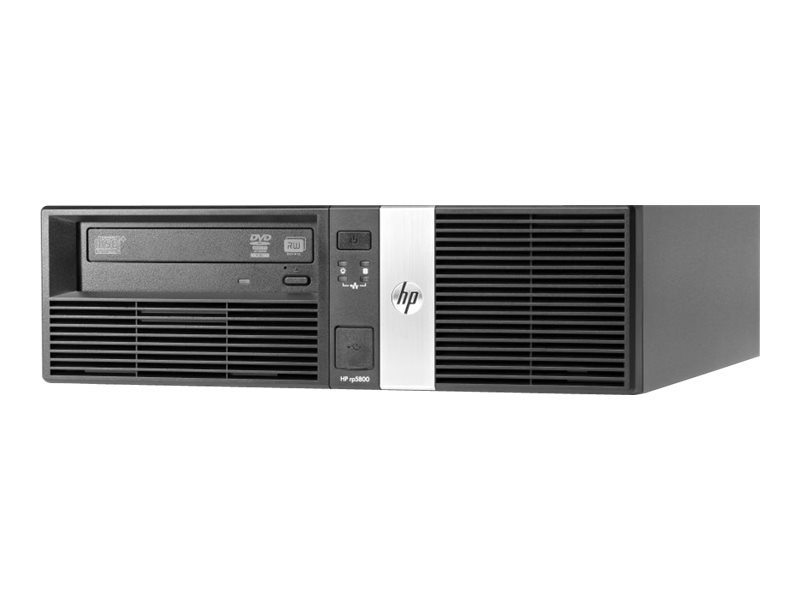 HP Point of Sale System rp5800 - DT - 1 x Core i5 2400 / 3.1 GHz - RAM 4 GB - HDD 500 GB - DVD SuperMulti