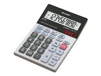 Sharp Elsi Mate EL-M711GGY - Desktop calculator