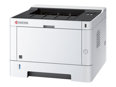 Kyocera ECOSYS P2235dn - Printer - monochrome - Duplex - laser - A4/Legal - 1200 dpi - up to 35 ppm - capacity: 350 sheets - USB 2.0, Gigabit LAN, USB host ** End-User £20 CASHBACK OR FREE 3 YEAR WARRANTY Offer Available From 3rd April 2018 until 30th June 2018 redeemable via www.kyoceradocumentsolutions.co.uk/claims **