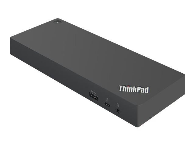 Lenovo ThinkPad Thunderbolt 3 Dock Gen2 - réplicateur de port - 2 x HDMI, 2 x DP, Thunderbolt