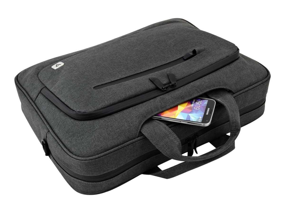 V7 Classic Slim notebook carrying case