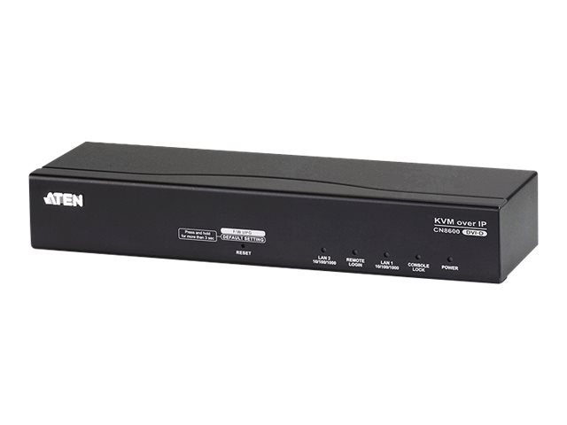 Image of ATEN KVM over IP CN8600 - remote control device