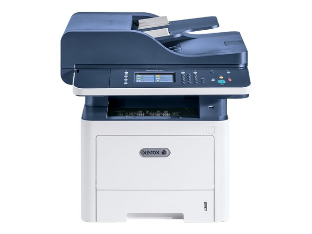 Xerox WorkCentre 3345V/DNI - Imprimante multifonctions - Noir et blanc - laser - Legal (216 x 356 mm) (original) - Legal (support) - jusqu'à 40 ppm (impression) - 300 feuilles - USB, LAN, Wi-Fi - Mesuré