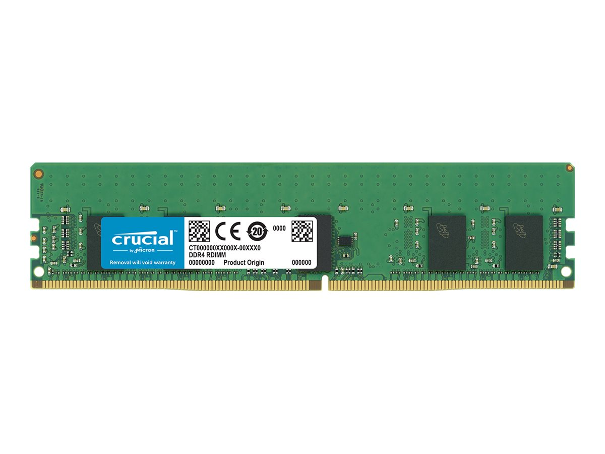 Crucial - DDR4 - module - 8 GB - DIMM 288-pin - registered