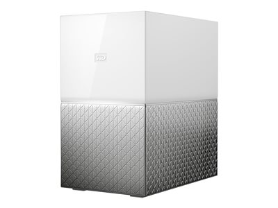 WD My Cloud Home Duo WDBMUT0200JWT Personal cloud storage device 2 bays 20 TB
