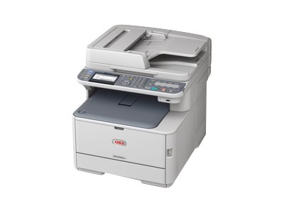 OKI MB562dnw - Multifunktionsdrucker - s/w - LED - A4 (210 x 297 mm) (Original) - A4 (Medien)