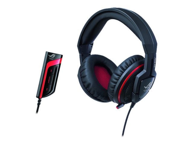 ASUS Orion PRO - Headset - Full-Size - mit ROG Spitfire-USB-Audioprozessor