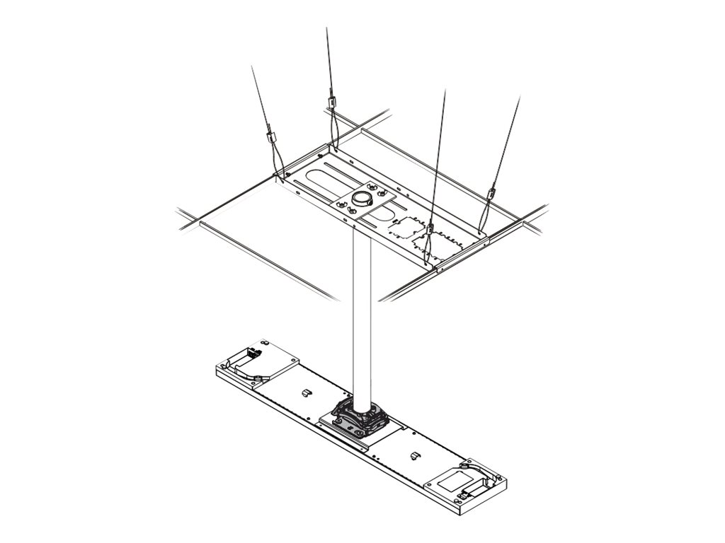 ClearOne BFM2 - mounting kit