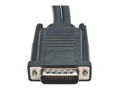 Agile-Shop DMS-59 Pin Male to Dual VGA Female Y Splitter Video Card Adapter Cable Agile-Shop`