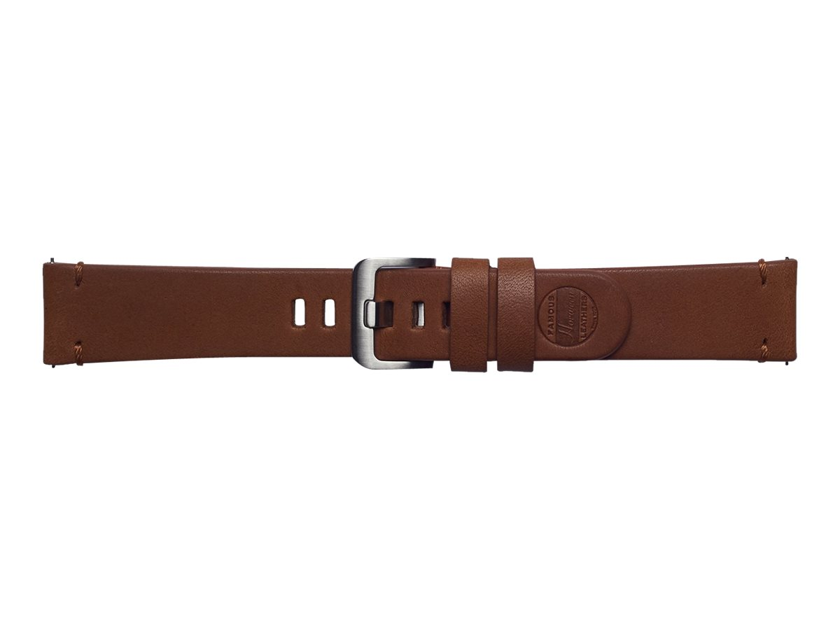 Samsung Essex Leather Band - watch strap for smart watch