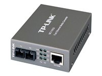 TP-Link MC110CS Fast Ethernet SC Singlemode Media Converter