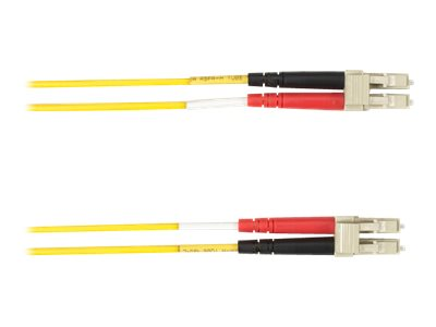 Black Box patch cable - 2 m - yellow