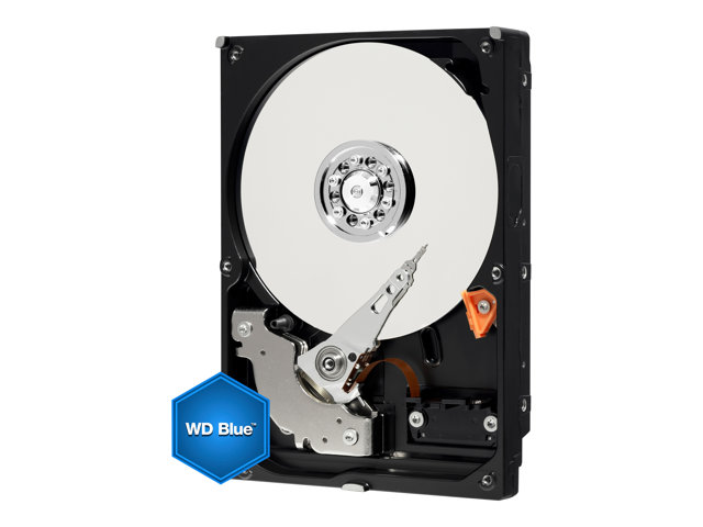 Image of WD Blue WD40EZRZ - hard drive - 4 TB - SATA 6Gb/s