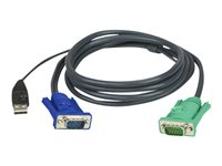 Aten 2L-5203U USB KVM Cable(3m) - For CL5708/5716