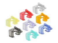 DeLOCK RJ45 Repair Clip Starter Set - Network connector repair clip