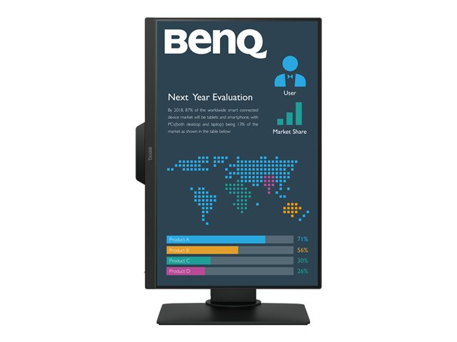 Image of BenQ BL2381T - BL Series - LED monitor - 22.5""
