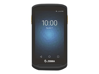 "Zebra TC25 - Data collection terminal - Android 7.1 (Nougat) - 16 GB - 4.3"" colour (800 x 480) - rear camera - barcode reader - (2D imager) - USB host - microSD slot - Wi-Fi, Bluetooth - 4G"