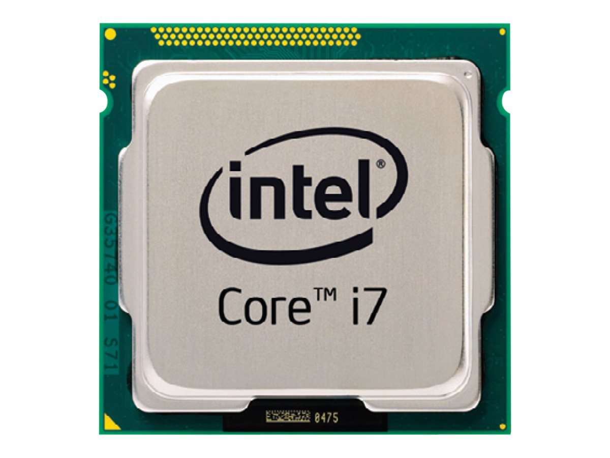 Intel Core i7 3770 - 3.4 GHz - 4 Kerne - 8 Threads - 8 MB Cache-Speicher - LGA1155 Socket