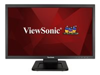 ViewSonic TD2220 LED monitor 22INCH (21.5INCH viewable) touchscreen 1920 x 1080 Full HD (1080p)