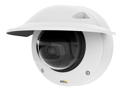 AXIS Q3518-LVE Network surveillance camera dome outdoor vandal / weatherproof