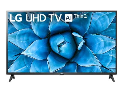 LG 43UN7300PUF 43INCH Class (42.5INCH viewable) UN7300 Series LED TV Smart TV webOS, ThinQ AI